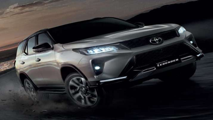 Toyota Fortuner facelift India launch on January 6, 2021- India TV Paisa