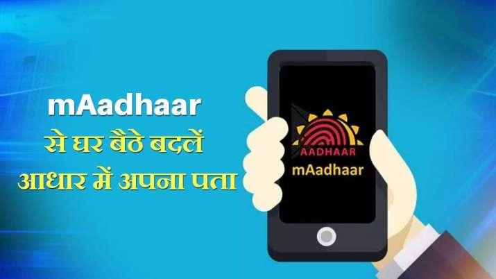 what is maadhaar app How to download maadhaar update...- India TV Paisa