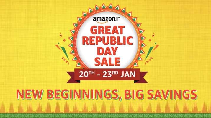 Amazon.in announces Amazon Great Republic Day Sale- India TV Paisa