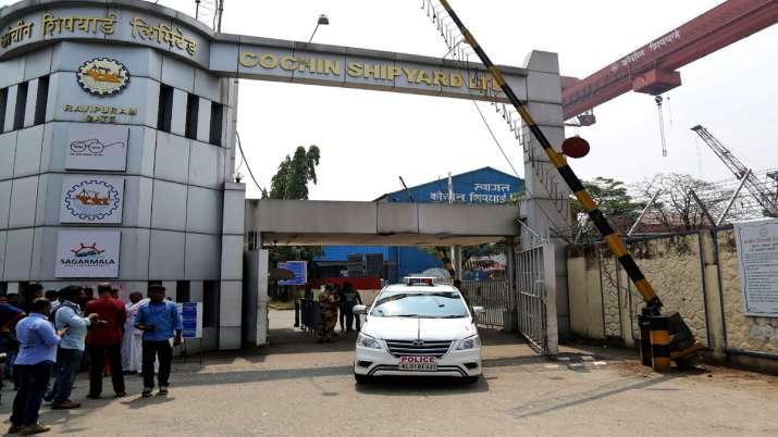 Cochin Shipyard declares an interim dividend of Rs 9 per share- India TV Paisa