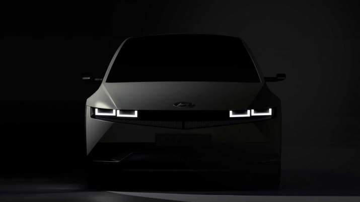 Hyundai teases 1st all electric car IONIQ 5, arrives in Feb- India TV Paisa