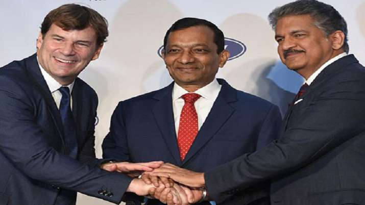Mahindra, Ford to scrap previously announced automotive joint venture- India TV Paisa
