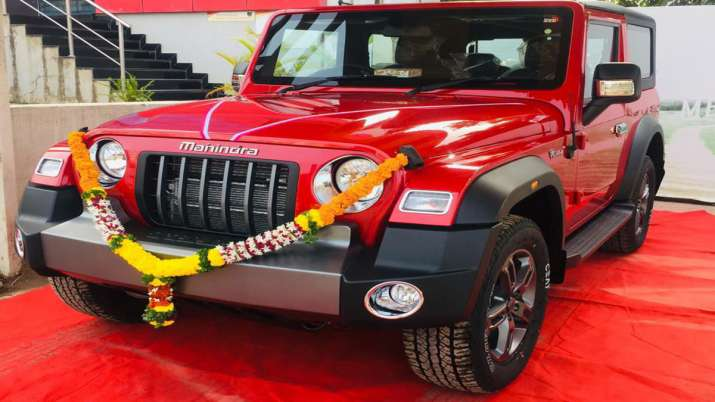M&M hikes prices of personal, commercial vehicles by by Rs 4,500 to Rs 40000  - India TV Paisa
