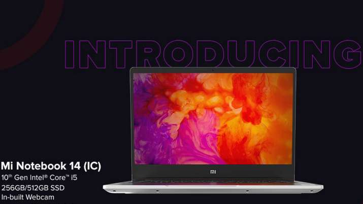 Mi Notebook 14 (IC) laptop launched in India at Rs 43,999- India TV Paisa