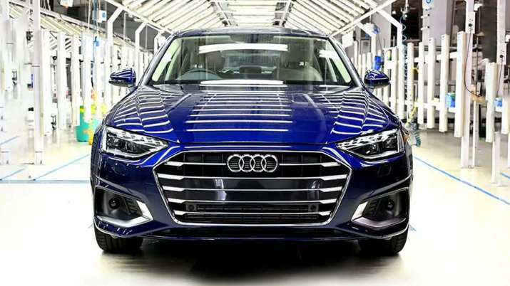 Audi launches new version of A4 in India; Price starts at Rs 42.34 lakh- India TV Paisa