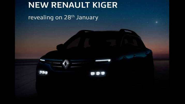 Renault kiger 2021 unveil today check features price range specification booking date check details- India TV Paisa
