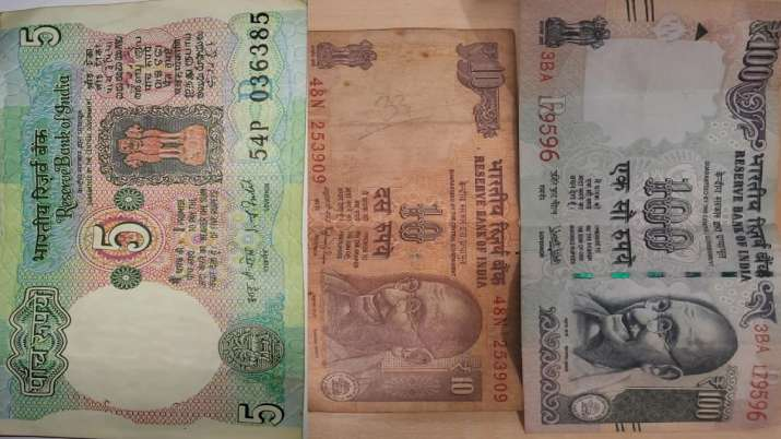 RBI News old 100 ten and 5 rupee notes going out of circulation after march- India TV Paisa