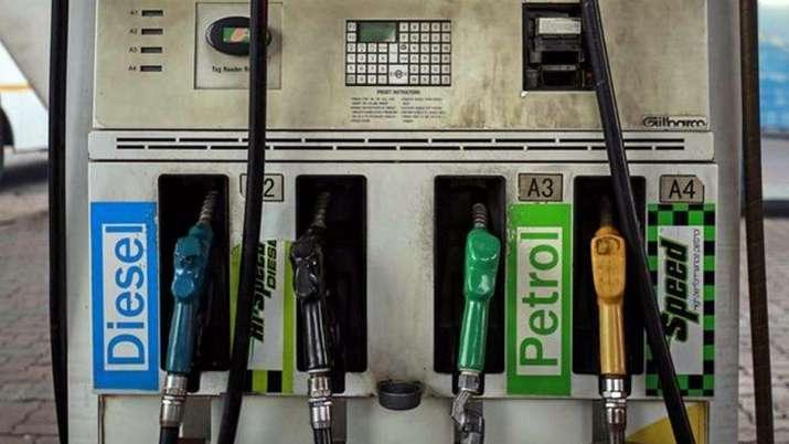 Fuel prices touch record high in Delhi, Mumbai- India TV Paisa