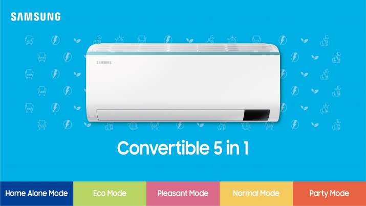 Samsung introduces 2021 range of home air conditioners- India TV Paisa