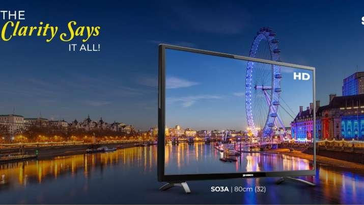 Shinco TV launches Alexa-enabled TV starting at Rs 11,999- India TV Paisa
