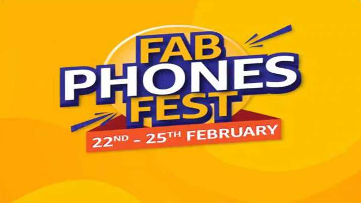 Get 40pc off on mobile and accessories Fab Phones Fest start on Amazon- India TV Paisa