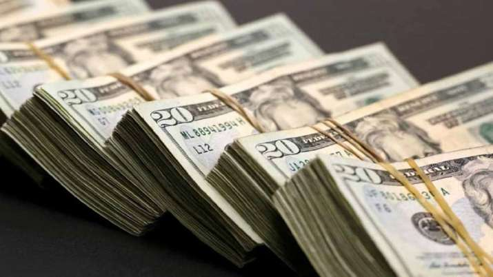 Forex reserves down by USD 249 mn to USD 583.697 bn- India TV Paisa