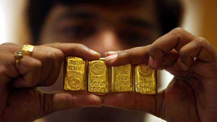 Gold gains Rs 278 to Rs 46,013/10 gms; silver jumps Rs 265 to Rs 68,587/kg- India TV Paisa