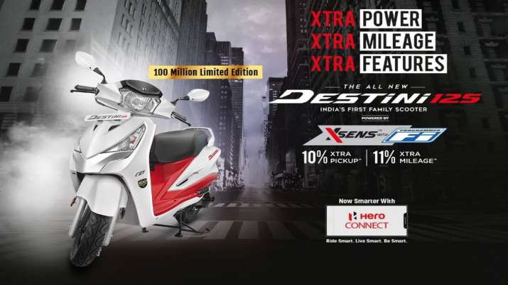Hero Destini 125 और Honda Activa सस्ते में खरीदने का मौका, कंपनी ने किया बड़े ऑफर का ऐलान- India TV Paisa
