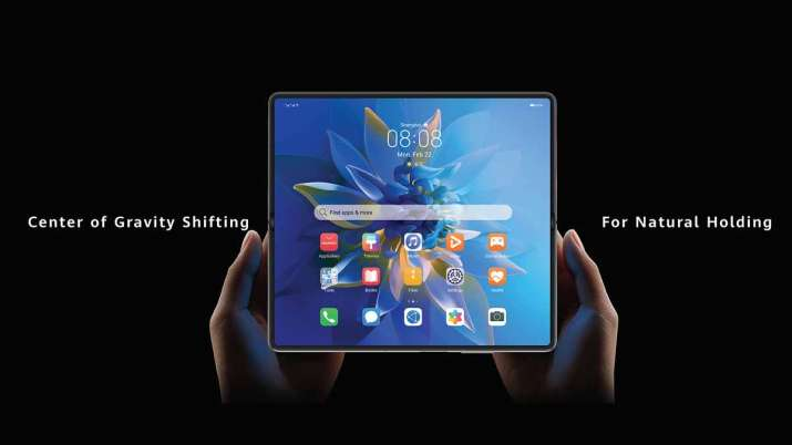 Huawei Mate X2 with 8-inch 90Hz OLED foldable display launched- India TV Paisa