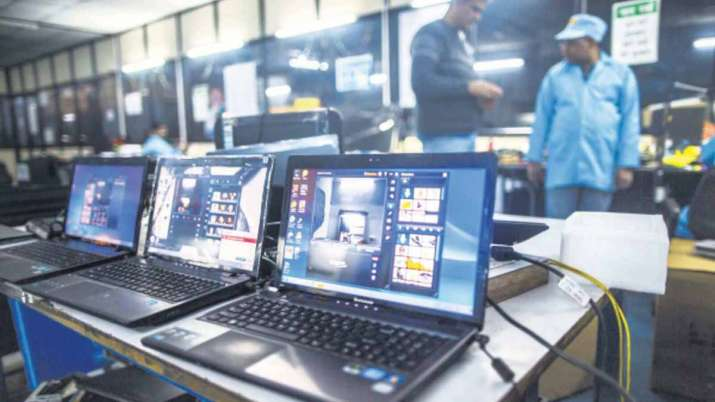 Govt clears PLI scheme to boost manufacturing of laptops, tablets, PCs- India TV Paisa