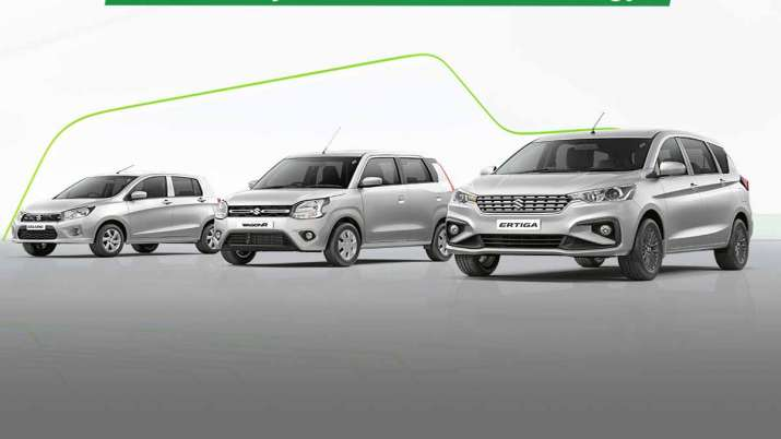 Maruti looking to cash in on increased demand for CNG vehicles- India TV Paisa