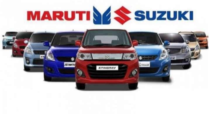 मारुति सुजुकी का संचयी कार निर्यात 20 लाख कार के पार- India TV Paisa