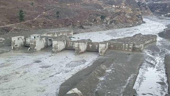Uttarakhand Avalanche: NTPC says Tapovan  hydro project damages- India TV Paisa