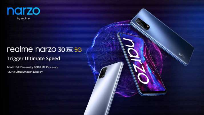 Realme Narzo 30 Pro 5G, Realme Narzo 30A Price in India Launched- India TV Paisa