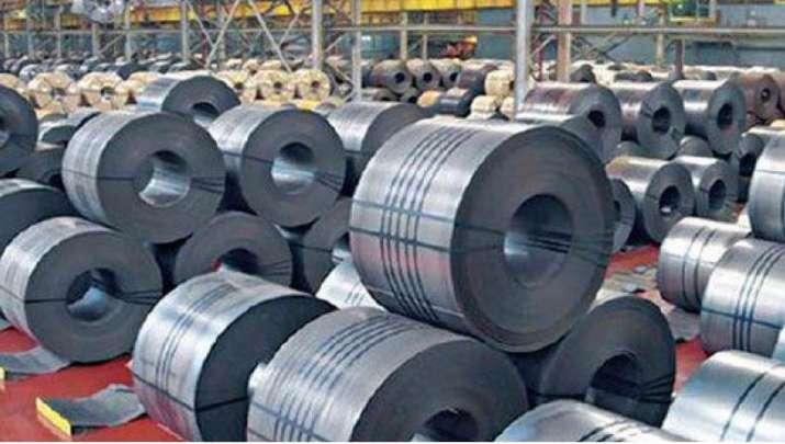 स्टील उत्पादन में...- India TV Paisa