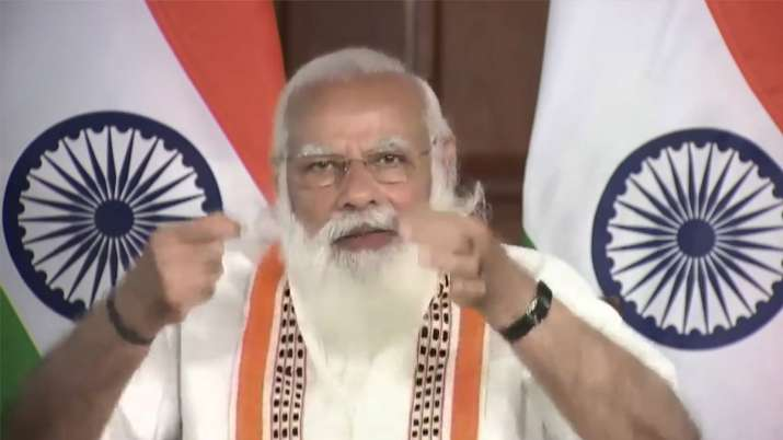 PM Modi asks toy manufacturers to use less plastic, more...- India TV Paisa
