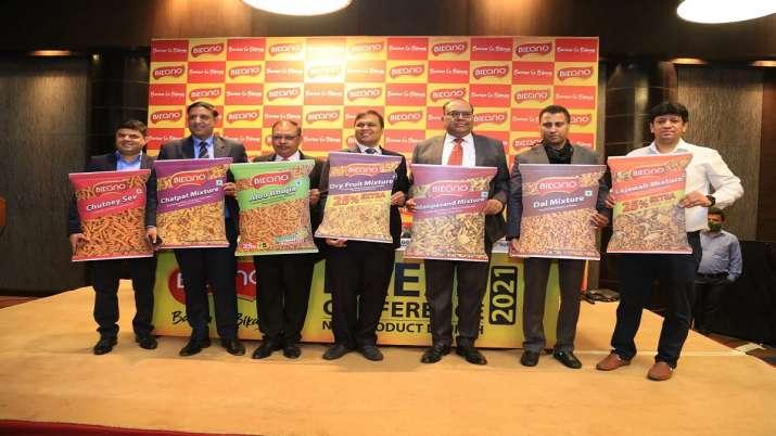 Bikano ने लॉन्च की नमकीनों की नई रेंज, इनसे 75 करोड़ रुपए की बिक्री का लक्ष्य- India TV Paisa
