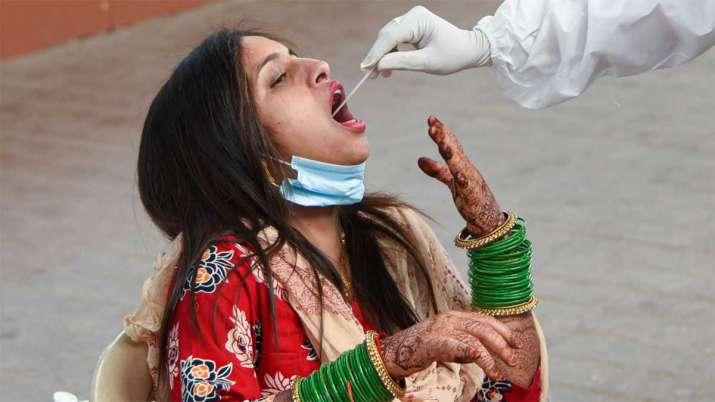 ओडिशा में टूट गया 2021 के नए मामलों का रिकॉर्ड, एक दिन में मिले इतने संक्रमित