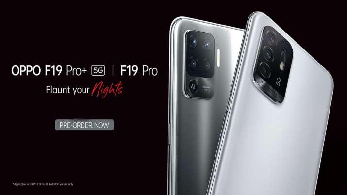 भारत में Oppo F19 सीरीज 21,490 रुपए की शुरुआती कीमत पर लॉन्च- India TV Paisa