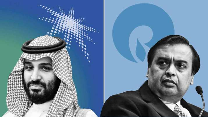 Reliance-Aramco deal likely if crude oil averages USD 65- India TV Paisa