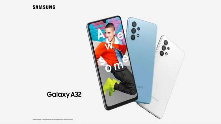 Samsung Galaxy A32 4G With 64-Megapixel Main Camera, 5,000mAh Battery Launched in India, Price, Spec- India TV Paisa