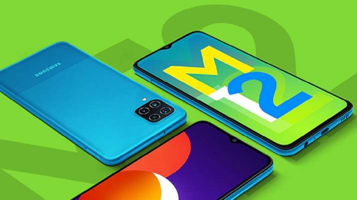 Samsung Galaxy m12 features price best selling phone on amazon  Samsung Galaxy m12 ने Amazon पर पहले- India TV Paisa