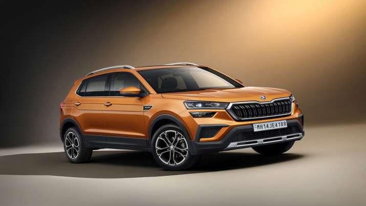 Skoda launched new SUV Kushaq- India TV Paisa