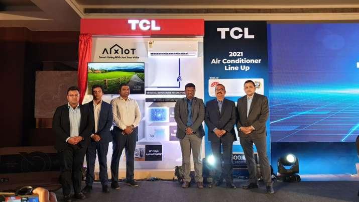 TCL अपने एआई अल्ट्रा-इन्वर्टर एयर कंडीशनर में नया फीचर विटामिन सी लेकर आया- India TV Paisa