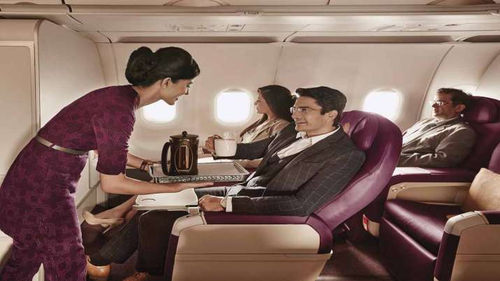 Vistara to roll back pay cut for select staff categories- India TV Paisa