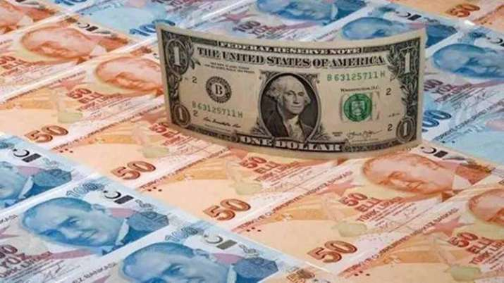 India's Forex reserves fall by USD 2.986 bn to USD 579.285 bn- India TV Paisa