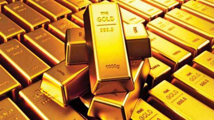 Gold price today 28 april Gold plunges by Rs 505, silver declines by Rs 828- India TV Paisa