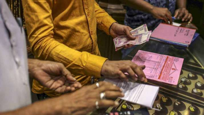 GST sets new record, GST Revenue collection for March 21 Rs 123902 crore  - India TV Paisa