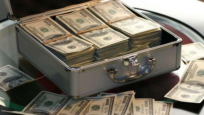 देश का विदेशीमुद्रा भंडार 2.415 अरब डॉलर घटकर 576.869 अरब डॉलर पर- India TV Paisa