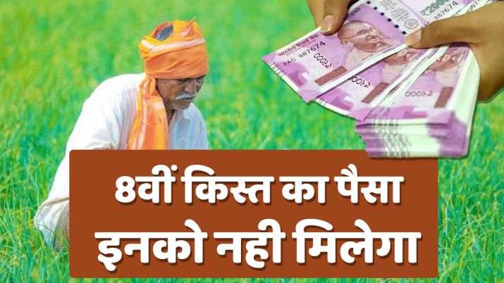 PM Kisan: इन किसानों के खाते में नहीं आएंगे 8वीं किस्त के 2000 रुपए, लिस्ट में ऐसे चैक करें अपना नाम- India TV Paisa