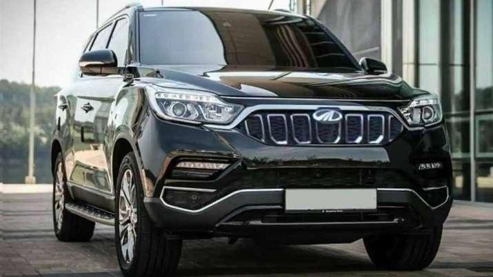 Mahindra new global SUV project codenamed W601 to be branded XUV700- India TV Paisa