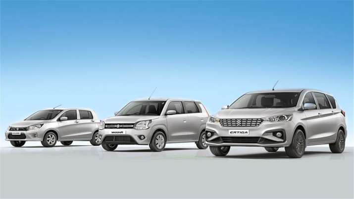 Maruti logs highest ever sales of CNG cars at 1.57 lakh units in FY21- India TV Paisa