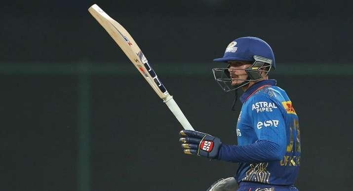 Quinton de Kock calls IPL's 'bio bubble' as the safest environment - India  TV Hindi News