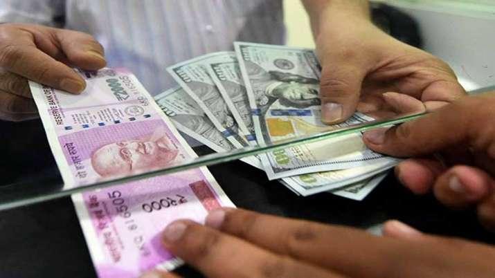 resurgence of COVID-19 Rupee slumps 52 paise against US dollar - India TV Paisa