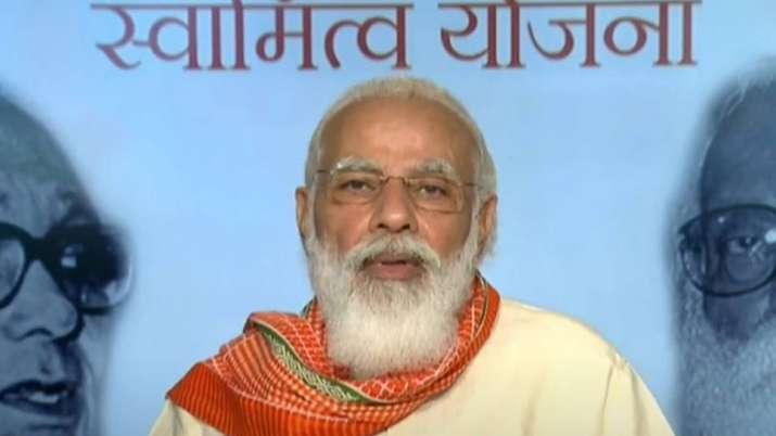 देशभर में 24 अप्रैल से चालू होगी स्वामित्व योजना, प्रधानमंत्री करेंगे शुभारंभ- India TV Paisa