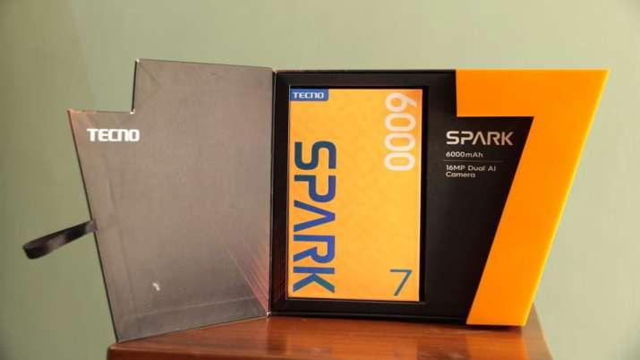 Tecno Spark 7 review