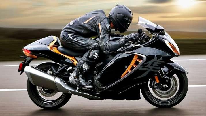 Suzuki Motorcycle India drives in new Hayabusa at Rs 16.4 lakh- India TV Paisa