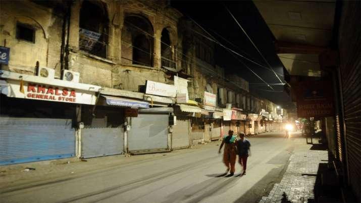 वीकेंड कर्फ्यू की...- India TV Paisa