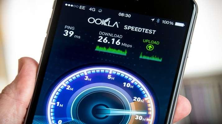 4G speed frontrunner jio or airtel or vodafone idea reveal trai data- India TV Paisa