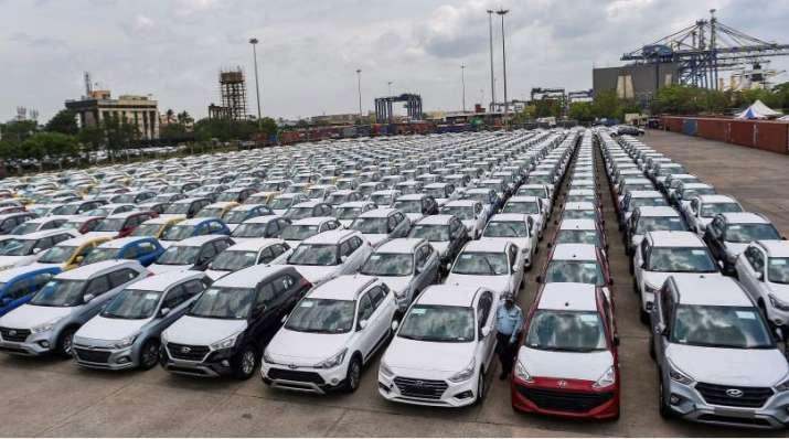 ऑटो सेक्टर के बिक्री...- India TV Paisa